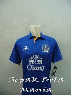 Jersey Everton Home 11/12