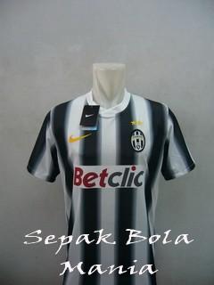 Jersey Juventus Home 11/12
