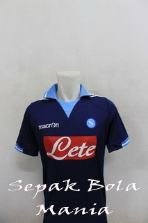 Jersey Napoli Away 11/12