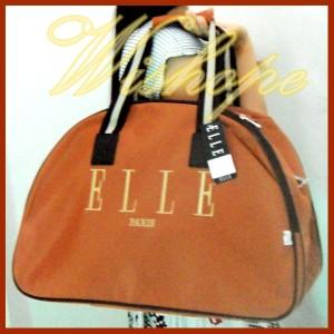 Travel Bag Elle COKLAT