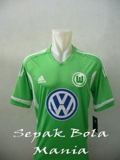 Jersey Wolfsburg Home 11/12