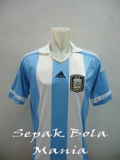 Jersey Argentina Home Copa America 2011