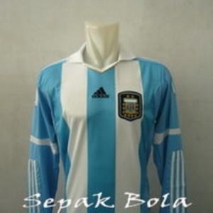 Jersey Argentina Home LS Copa America 2011