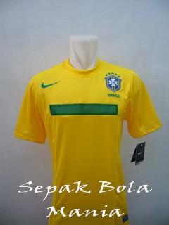 Jersey Brasil Home Copa America 2011