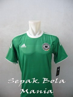Jersey Germany Away Euro 2012