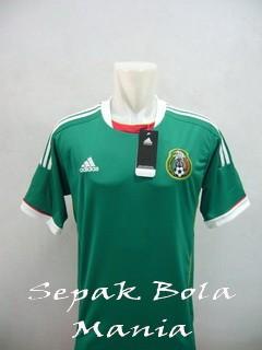 Jersey Mexico Home Copa America 2011
