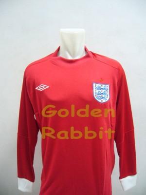 Jersey England Away LS
