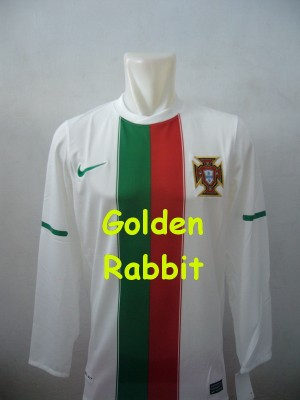 Jersey Portugal Away LS