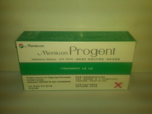 Menicon Progent Intensive Cleaner