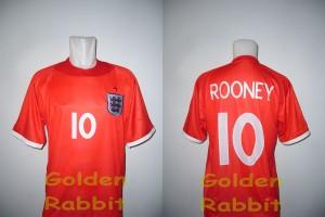 Jersey Multi Sport England Away - Rooney