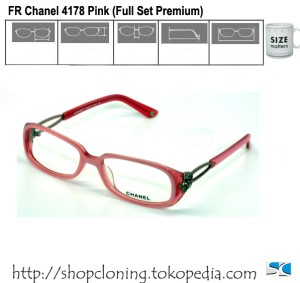 FR Chanel 4178 Pink (Full Set Premium)