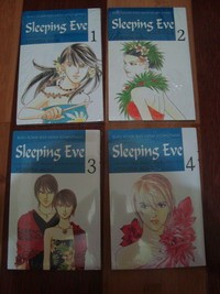 Komik Sleeping Eve 1-4