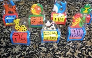 Kalender Kayu ABADI