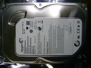 Harddisk Internal Seagate 500GB SATA