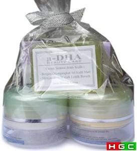 Cream a-DHA Beauty Care Hijau