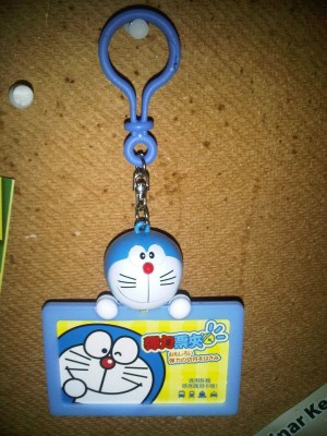 Tempat ID Card - Doraemon (tipe kepala)