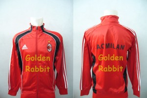Jaket China AC Milan 002