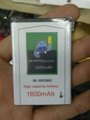 PROMO Paket Baterai High Capacity JM-1 1600mah + Desktop Baterai Monza 9850 9860