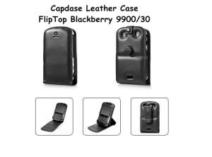 Capdase Leather Case Fliptop Dakota