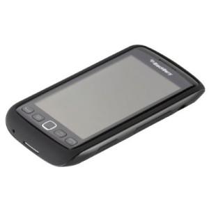 Original Premium Skin Blackberry Monza 9850 9860 Black