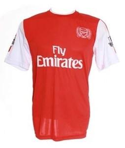 Kaos Bola Jersey Arsenal - BONUS !!!