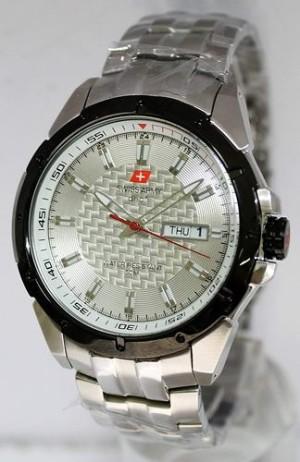 Swiss Army Original 9395 Silver White