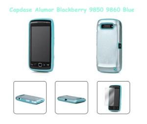 Capdase Alumor Blackberry Monza 9850 9860 Blue