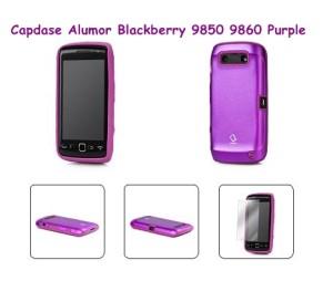 Capdase Alumor Blackberry Monza 9850 9860 Purple