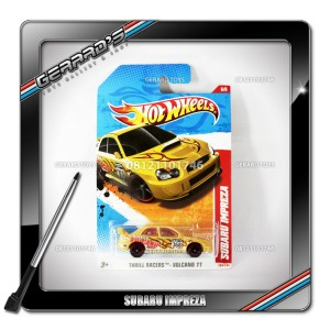 Subaru Impreza - Thrill Racers