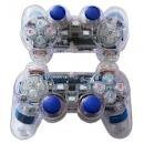 Gamepad Double Getar Transparan