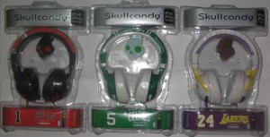 Skull Candy NBA Series