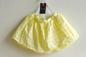 01102 - CR Yellow Skirt
