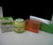 Cream Walet Original 2in1 * (Cream Siang+Cream Mlm, Shoap, n Calming)