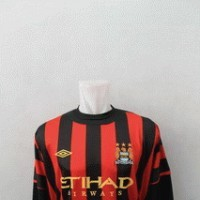 Jersey Man.City Away LS 11/12