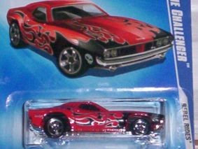 Hotwheels Dixie Challenger