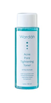 Wardah - Pore Tightening Toner