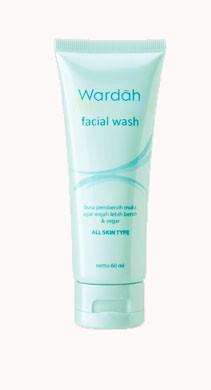 Wardah - Facial Wash