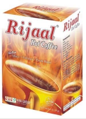 RIJAAL HOT CAFE FOR VITALITAS 5 X20gr
