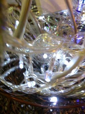 Lampu Led Natal