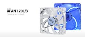 Deepcool XFan 12 Cm Blue