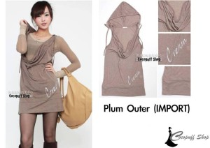 CODE : Plum Outer (IMPORT)