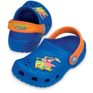 Crocs Spongebob Patrick