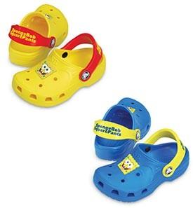 Crocs Spongebob Cayman