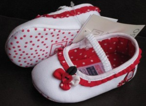 Prewalker Shoes White