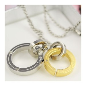 Kalung Lock Our Love