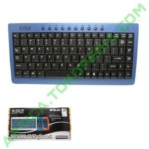 Keyboard Mtech Mini Multimedia