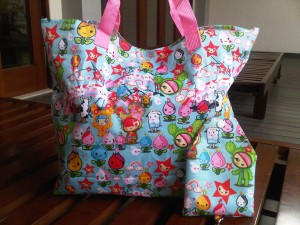 Foldeb Bag size S