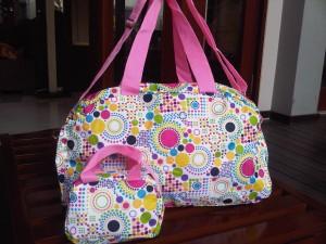 Folded Bag size L