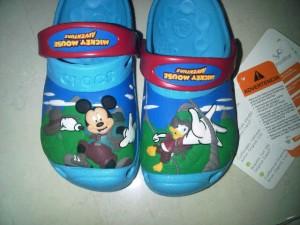 Crocs Mickey Adventure Blue
