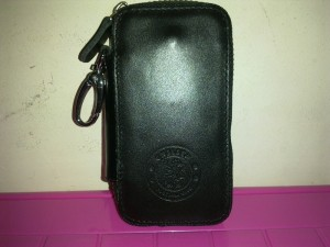 Dompet G Kunci Kulit Rectangle Shape #41 - Chelsea